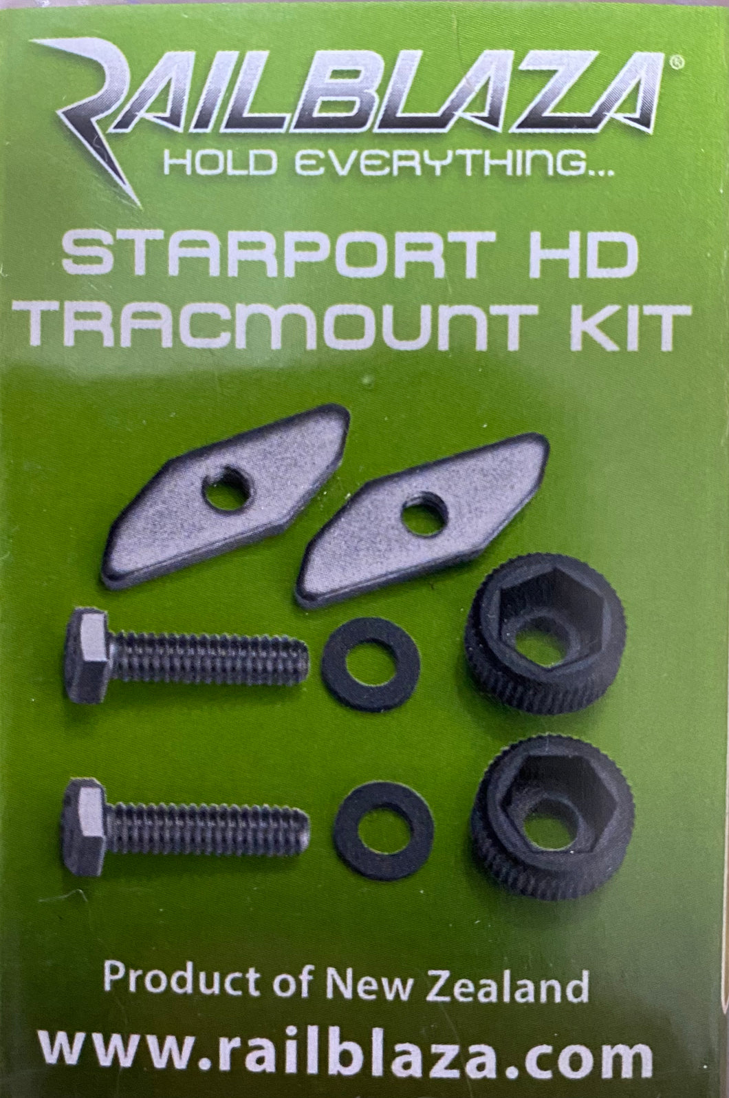 Railblaza Starport HD Tracmount Kit - Wild Coast Kayaks