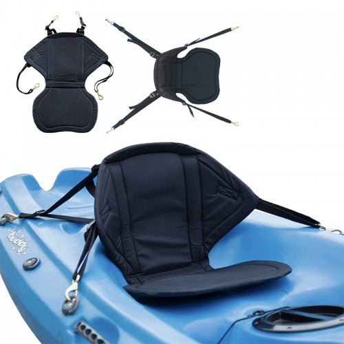 Kayak Backrest Seat - BEST SELLER - Wild Coast Kayaks