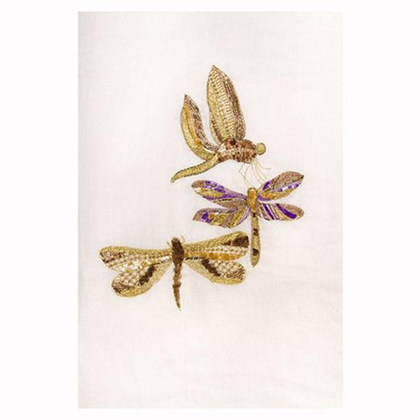 Dragonfly Cashmere Stole - Hemera Gifts