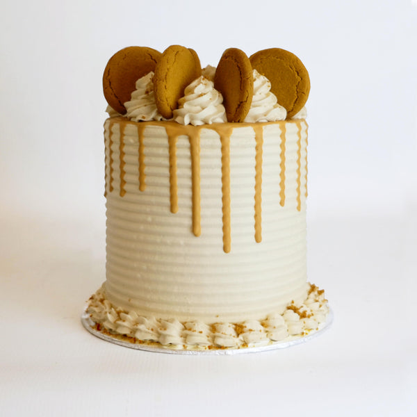 Carrot cake available to purchase through our online store