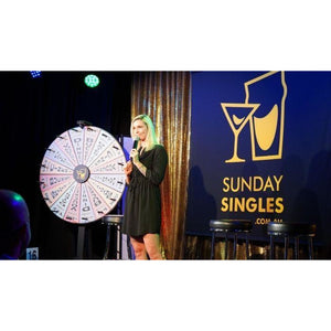 SUNDAY SINGLES - OVER 40'S EVENT IN DECEMBER