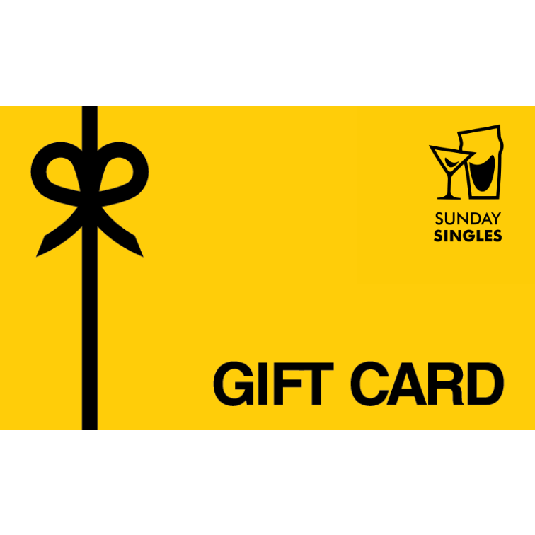 Sunday Singles Gift Card