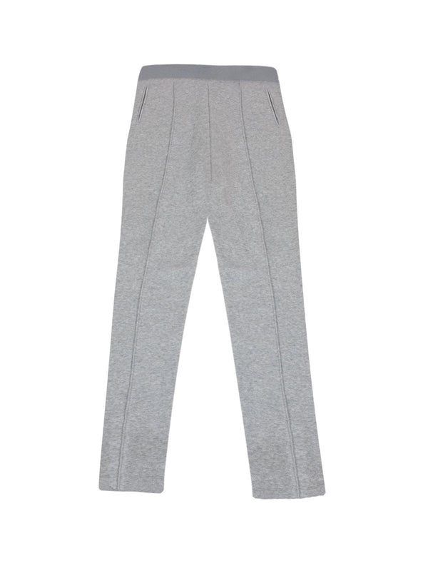 THxGH Cotton Blend Jersey Track Pants in Grey