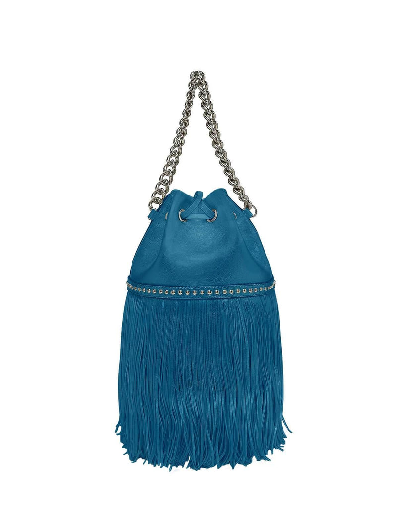 Mini Fringe Carnival in Teal