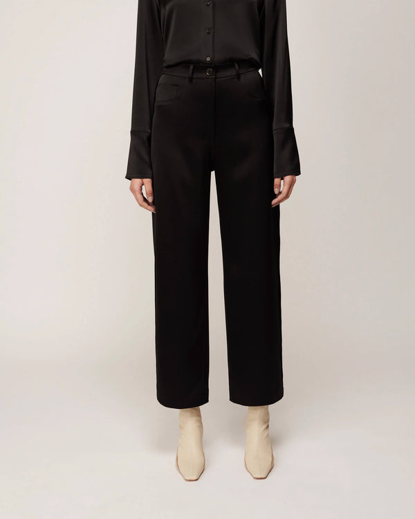 Marfa Pants in Black