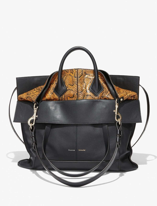 Elaphe PS19 Large Bag In Black