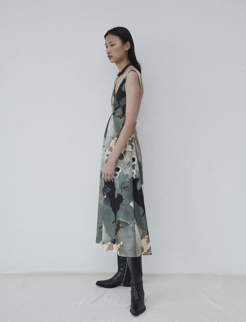 Rohe Dress In Print