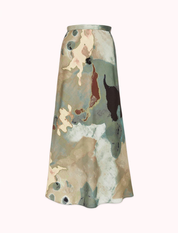 Hume Skirt In Print