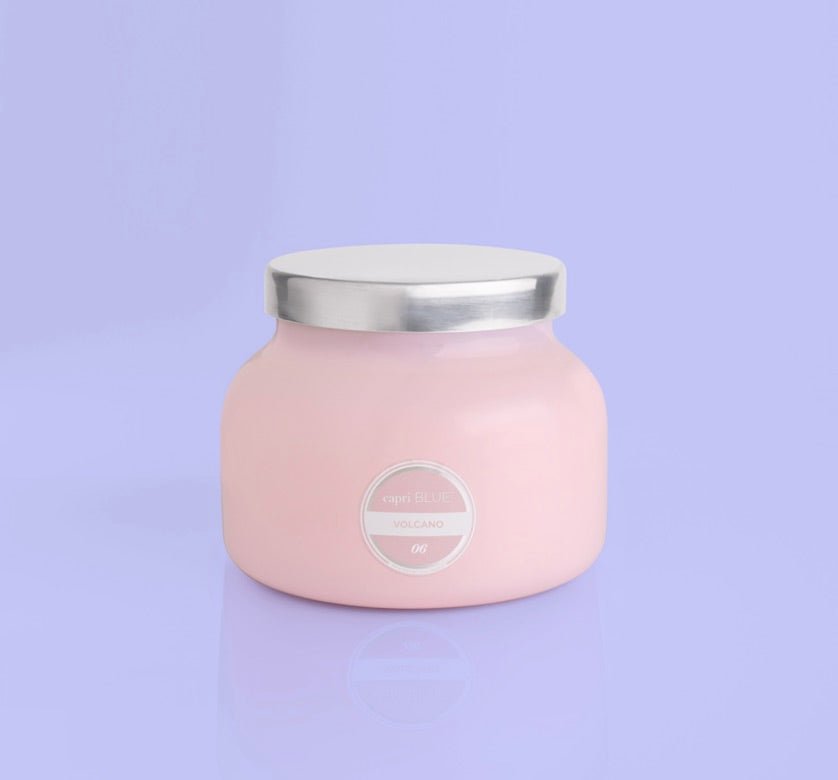 Bubblegum Signature Volcano Candle