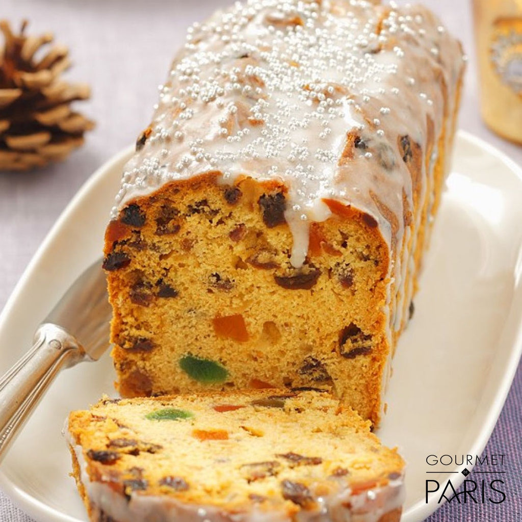 Candied Fruit Bread