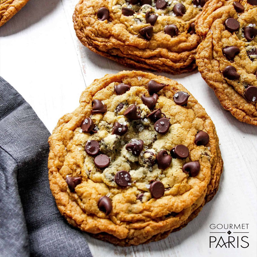 The Best Michel Cluizel Chocolate Chip Cookies