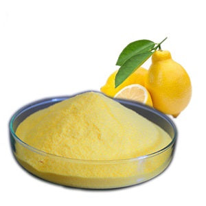 Yellow Lemon Powder Water Soluble 100g Sevarome