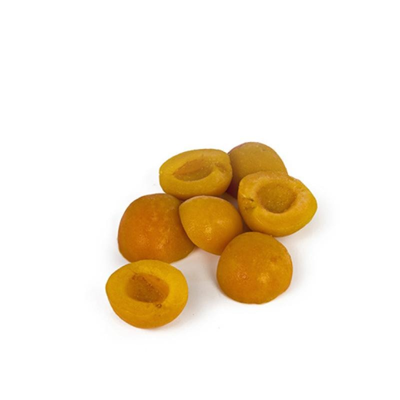 Apricot Halves 1kg Sicoly - Gourmet de Paris : French Food