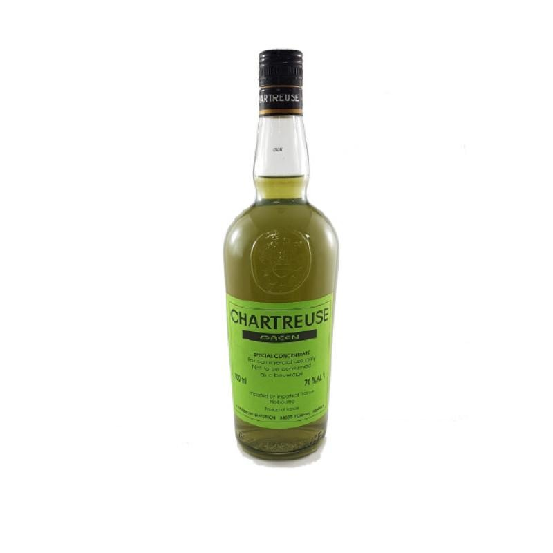 Green Chartreuse 70% 700ml - Gourmet de Paris : French Food