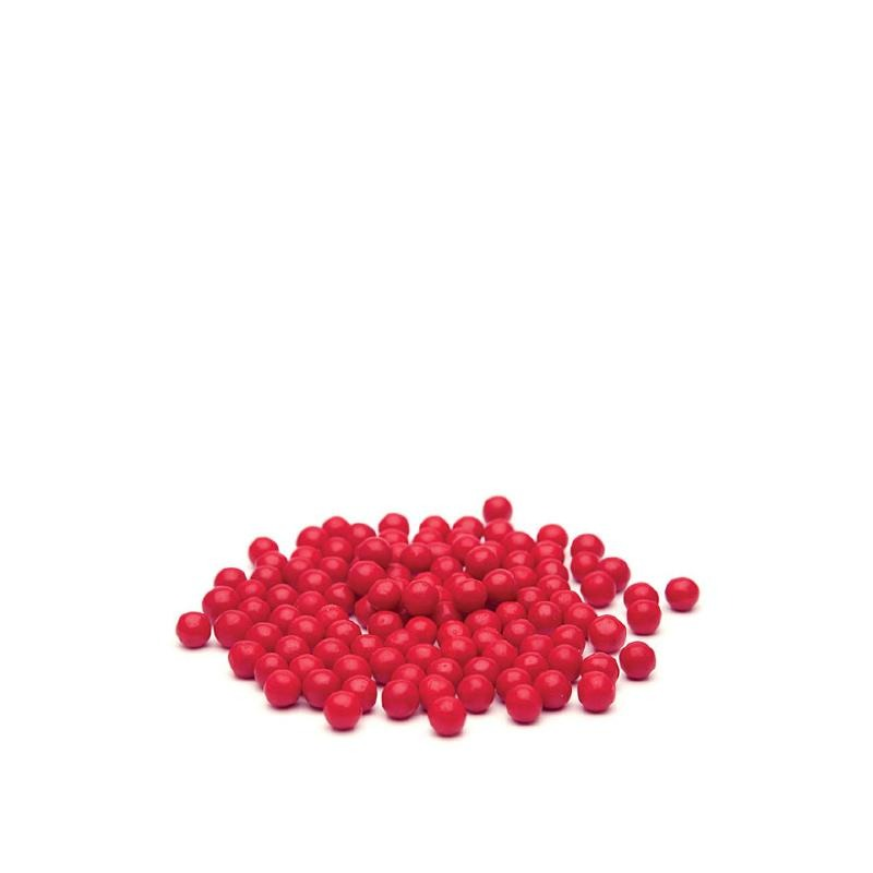 Red Holly Beads 1kg - Gourmet de Paris : French Food