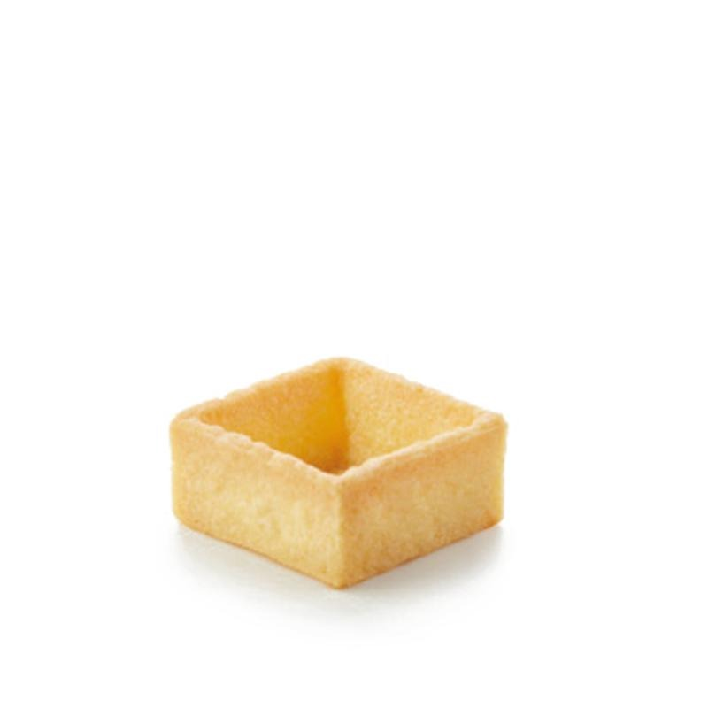 Straight Edge Butter Sweet Square Masdeu - Gourmet de Paris : French Food