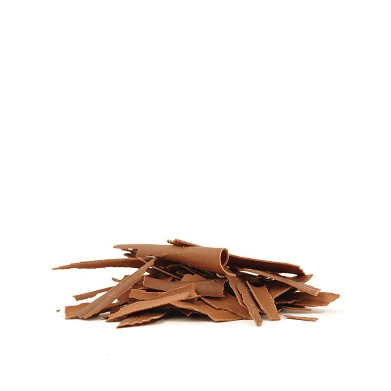 Milk Chocolate Shavings 2.5kg - Gourmet de Paris : French Food