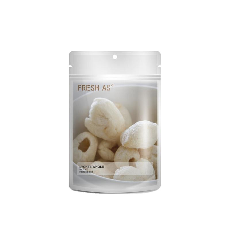 Lychee Whole 50g - Gourmet de Paris : French Food