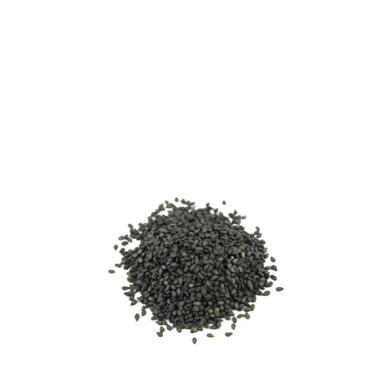 Black Sesame Seeds 1kg - Gourmet de Paris : French Food