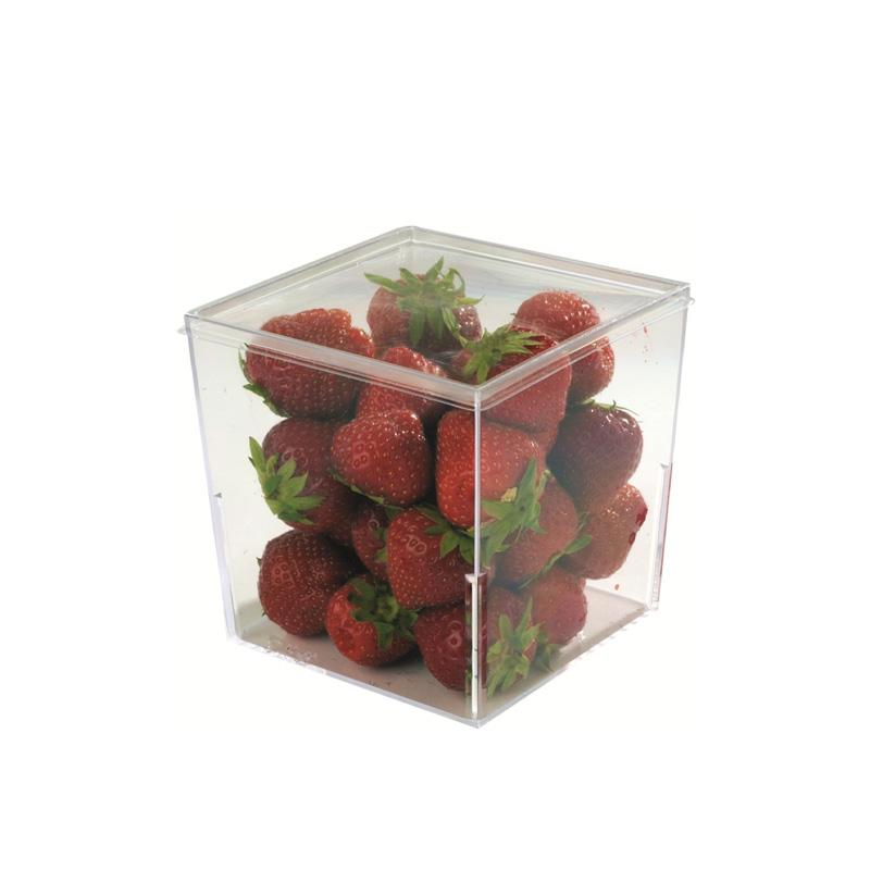Cube Salad Bowl 100pcs - Gourmet de Paris : French Food