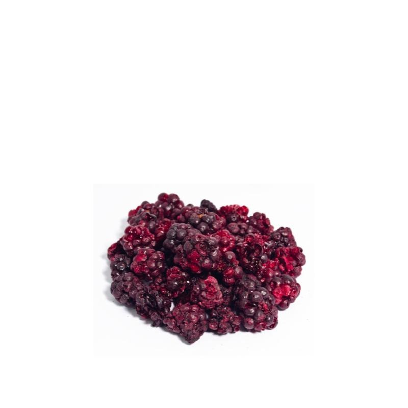 Whole Blackberries 100g - Gourmet de Paris : French Food