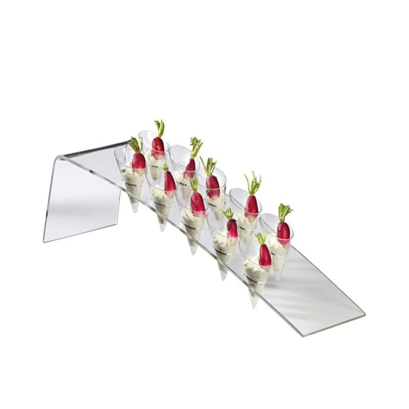 Harp Plexiglass Buffet 10 Holes - Gourmet de Paris : French Food