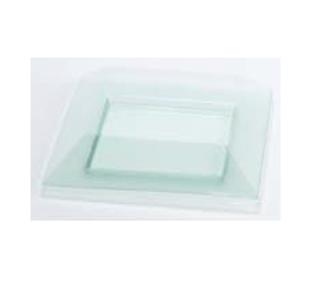 Transparent Lid Diamant Tray 50pcs - Gourmet de Paris : French Food