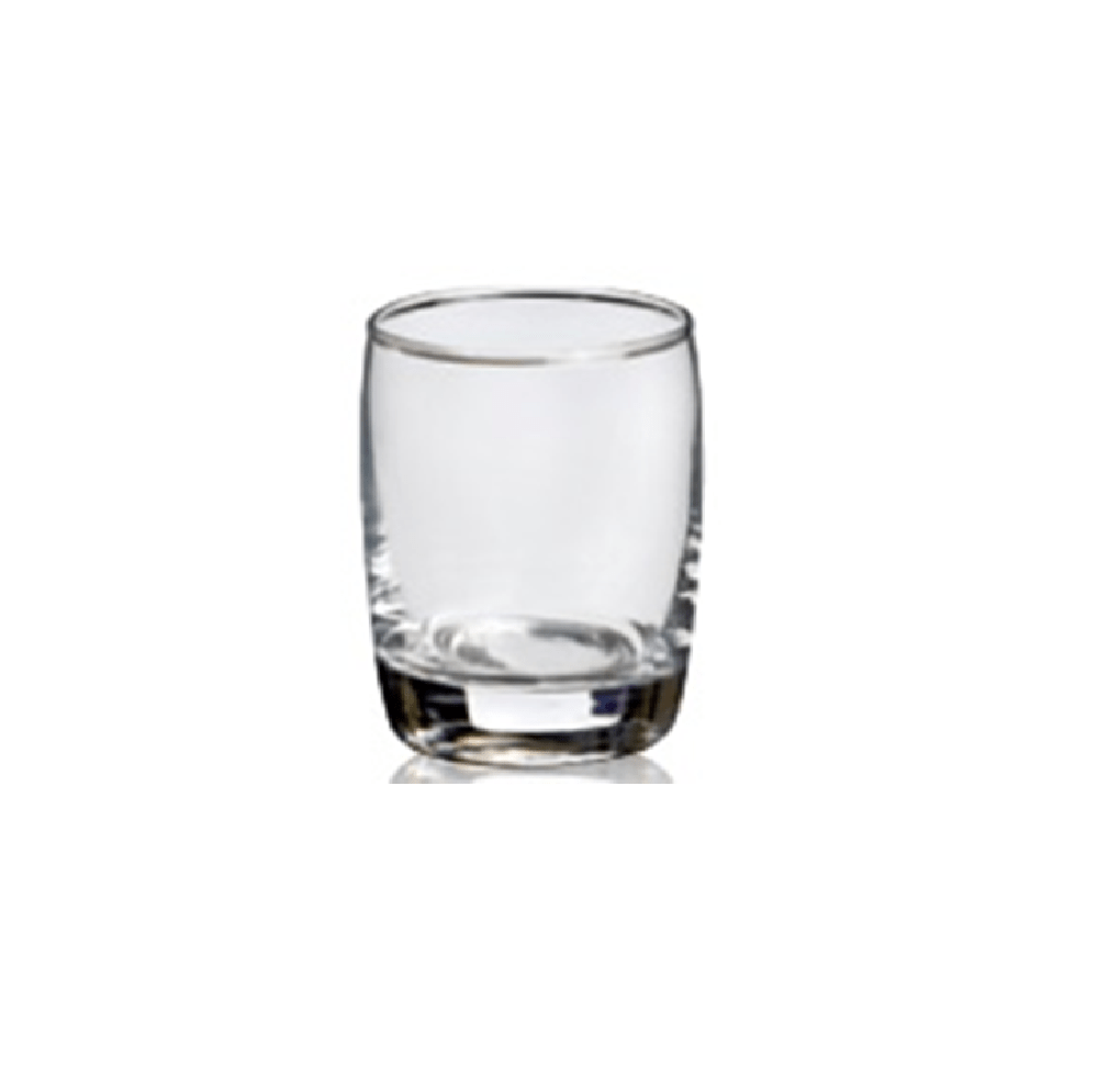 Mini Tonnelet Glass 100ml 120pcs - Gourmet de Paris : French Food