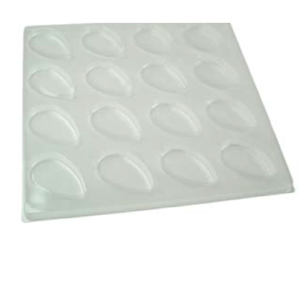 Plastic Frame 16 Insert for Goutte 50pcs - Gourmet de Paris : French Food