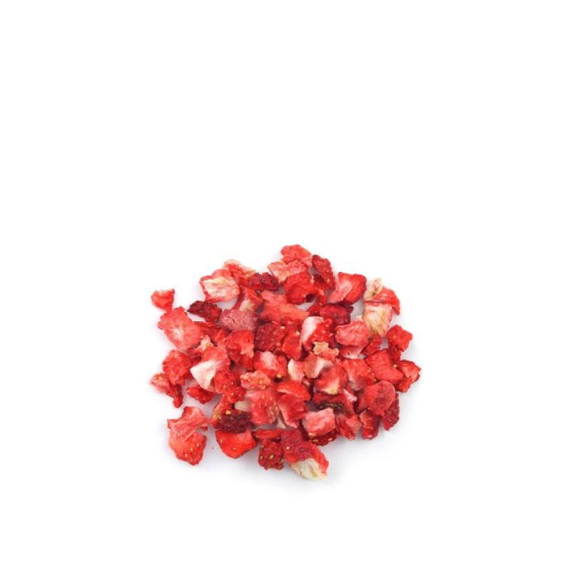 Strawberry Pieces 50g Tradissimo - Gourmet de Paris : French Food
