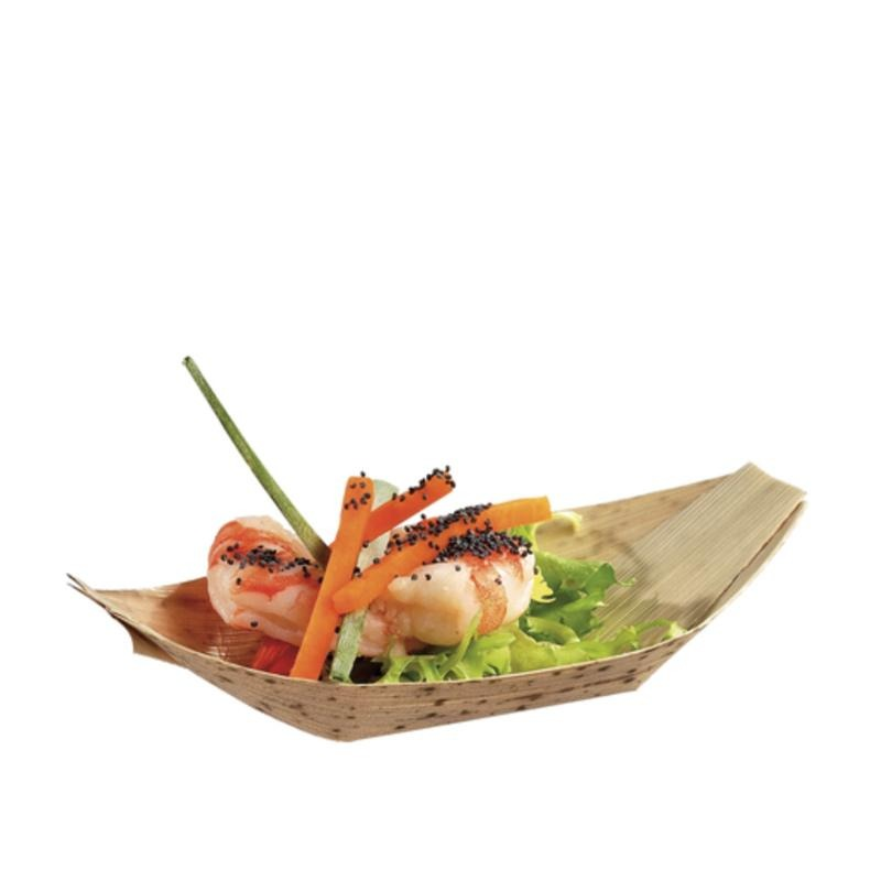 Bamboo Boat 100pcs - Gourmet de Paris : French Food