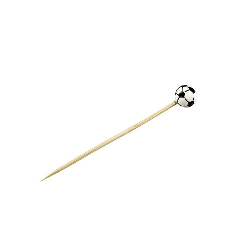Soccer Ball Skewer 10cm 100pcs - Gourmet de Paris : French Food