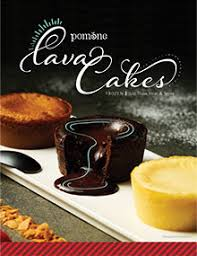 Chocolate Fondant with Salted Caramel Heart 100g Pomone 27pcs - Gourmet de Paris : French Food