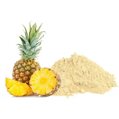 Yellow Pineapple Powder Water Soluble 100g Sevarome