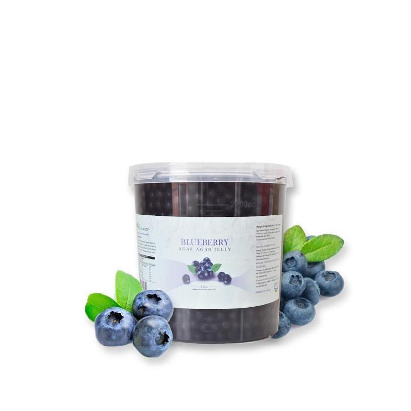 Blueberry Popping Pearls 3.2kg - Gourmet de Paris : French Food
