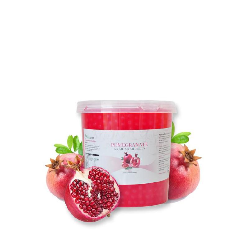 Pomegranate Popping Pearls 3.2kg - Gourmet de Paris : French Food