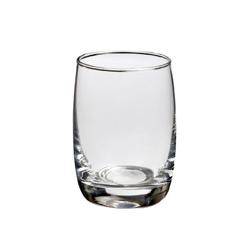 Mini Tonnelet Glass 100ml 6pcs - Gourmet de Paris : French Food