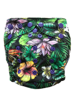 Load image into Gallery viewer, Eden Jungle easy to use cloth nappy uk