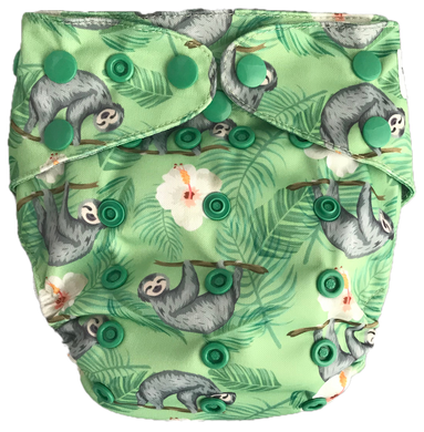 Sid the Sloth UK Nappy