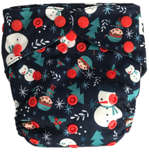 Load image into Gallery viewer, Christmas nappy nz