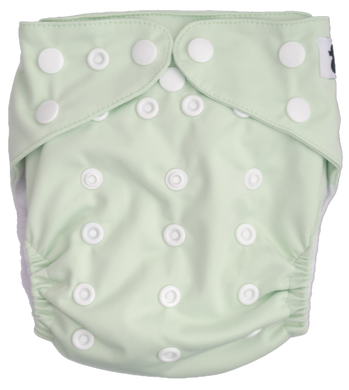 Pastel green nappy nz