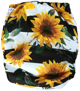 best flower cloth nappies UK