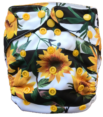 sunflower nappy UK