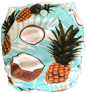 Tropical Modern Cloth Nappy UK MCN