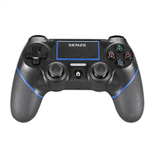 Load image into Gallery viewer, Senze SZ-4002B bluetooth Gamepad Six-axis Sensor Motor Vibration Game Controller for Sony for Game Console PS4 PS3 PC