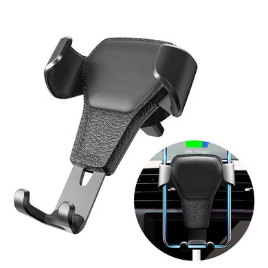 Universal Mobile Phone Accessories Gravity Car Phone Holder Air Vent Mount Stand Cell Phone Holder