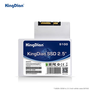 KingDian SSD 1tb 120gb 240gb 480gb Solid State Disk SSD 240 gb hdd 2.5 SATA III SSD 512gb 256gb Internal Hard Drive For Laptop