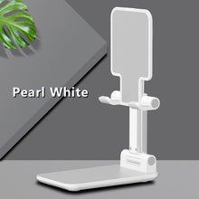 Load image into Gallery viewer, Luxury Telescopic Folding Smart Phone Tablet Stand Adjustable Holder
