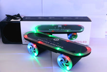 Load image into Gallery viewer, Trends 2018 gadgets speakers bluetooth wireless with Skateboard LED Lights