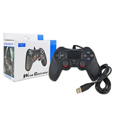 Load image into Gallery viewer, for Playstation 4 PS4 Slim PS4 Pro for Playstation 3 Gamepad Game Controller USB 1.5M Wired Vibration Game Controller Gamepads